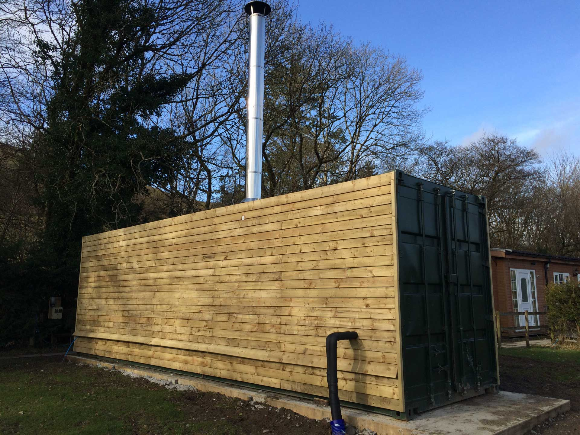 Biomass Boilers Commercial Amp Domestic The Greener Group