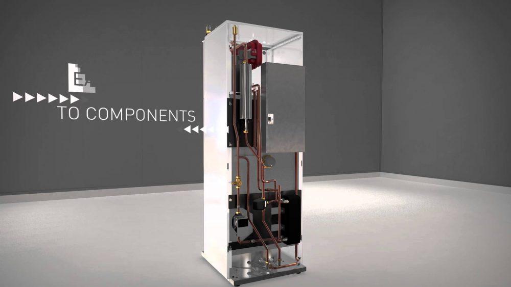 Hitachi Air Source Heat Pump